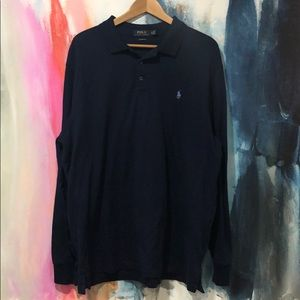 Polo Ralph Lauren Long Sleeve 3 Button Down.